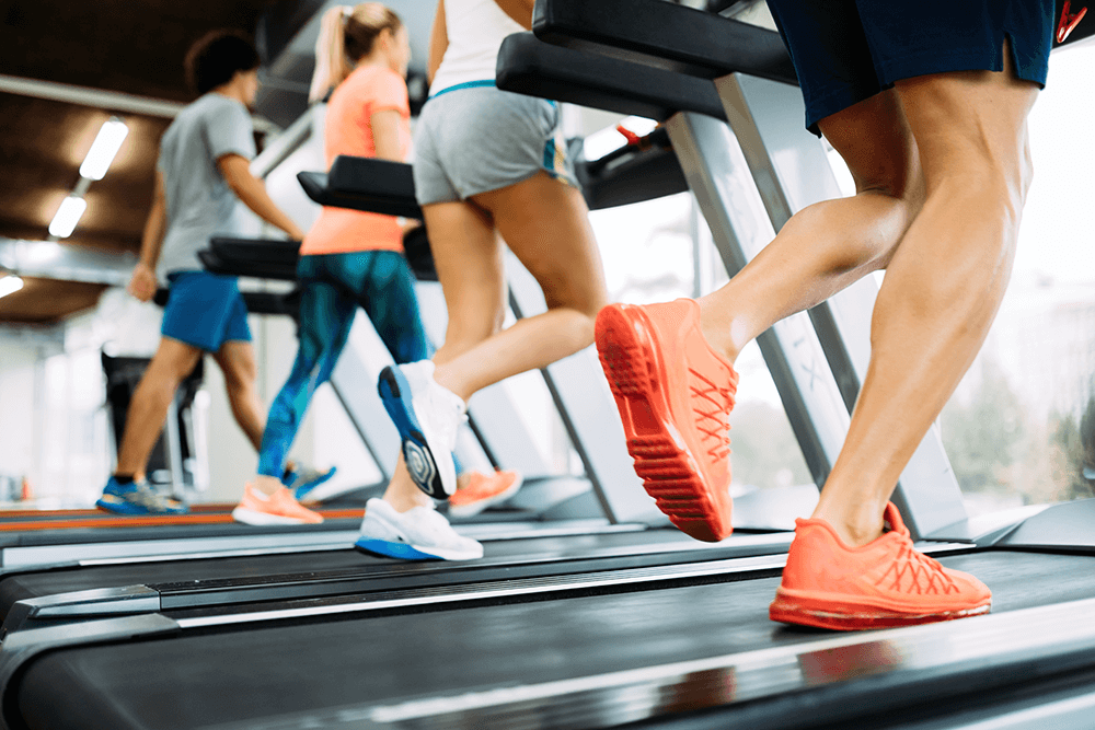 Your treadmill workout doesn't have to be boring